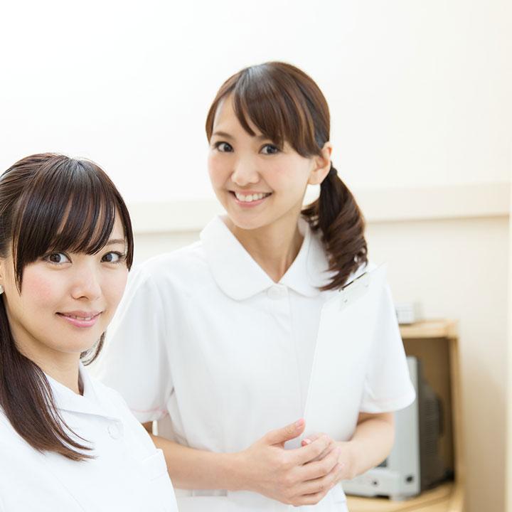 看護師のサポートをする「看護助手」